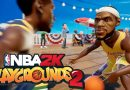 Neu: Arcade-Action mit NBA2K Playgrounds 2