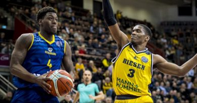 Armani Moore, EWE Baskets Oldenburg