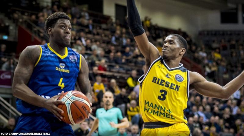 Armani Moore, EWE Baskets Oldenburg