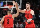 Blazers in Playoffs, Saisonaus für Nurkic