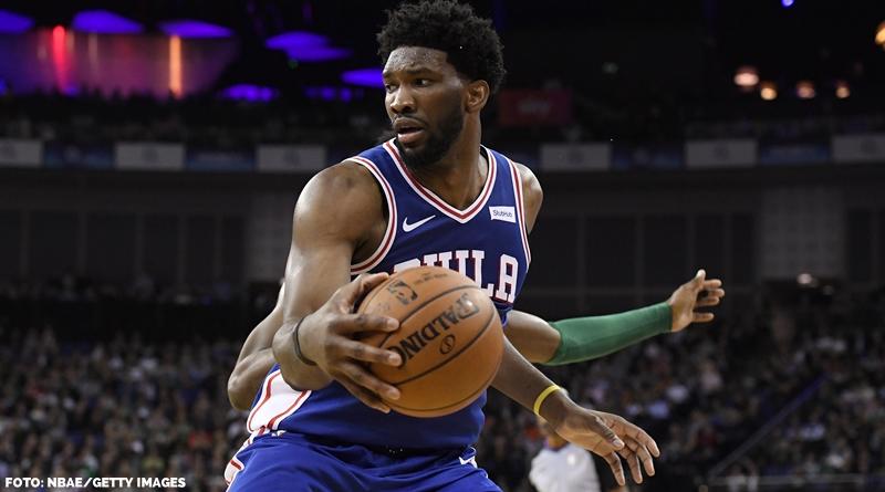 Joel Embiid Philadelphia 76ers
