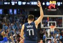 Doncic: Career-High, Triple-Double, Dagger-Dreier