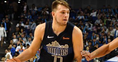 Luka Doncic Dallas Mavericks