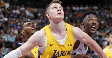 Moritz Wagner Los Angeles Lakers