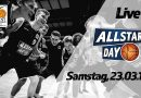 NBBL ALLSTAR Game 2019 live