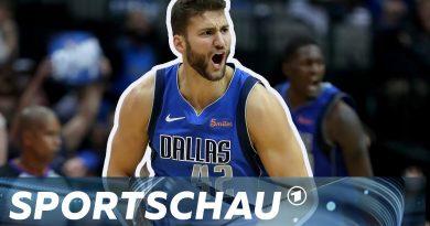 Sportschau: Maxi Kleber im Fokus