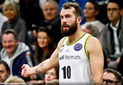 Bayreuth spielt im FIBA Europe Cup