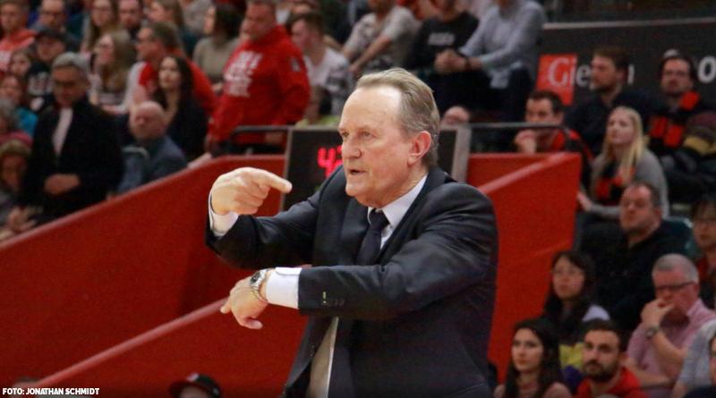 Coach Aito von ALBA Berlin