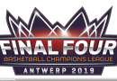 Champions League-Final Four in Antwerpen