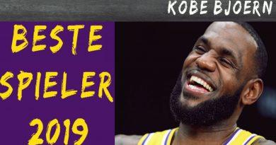 Die 15 besten NBA Spieler 2019