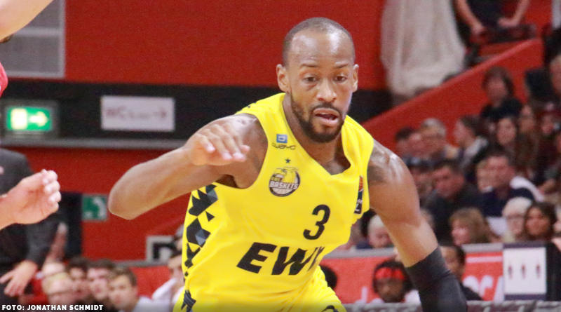 Will Cummings, EWE Baskets Oldenburg