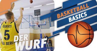 Basketball Tutorial: Der perfekte Wurf