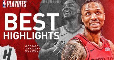 Damian Lillard: Highlights aus den Playoffs 2019