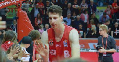 Alen Pjanic, GIESSEN 46ers