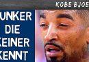 Kobe Bjoern: fünf unbekannte Dunker