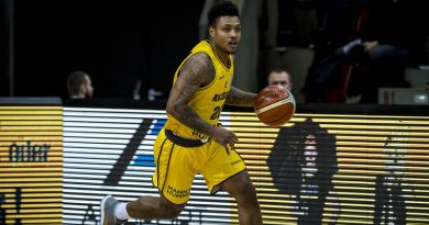 Lamont Jones wechselt von Ludwigsburg nach Frankfurt