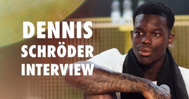 """Dennis Schröder im Snipes-Interview: """"Harte Arbeit, etwas Glück"""""""