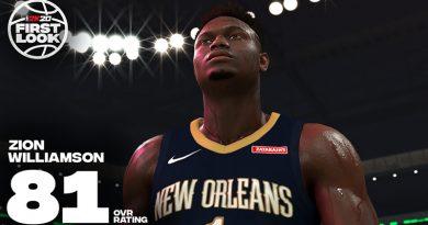 NBA 2K20: Next up feat. Zion Williamson