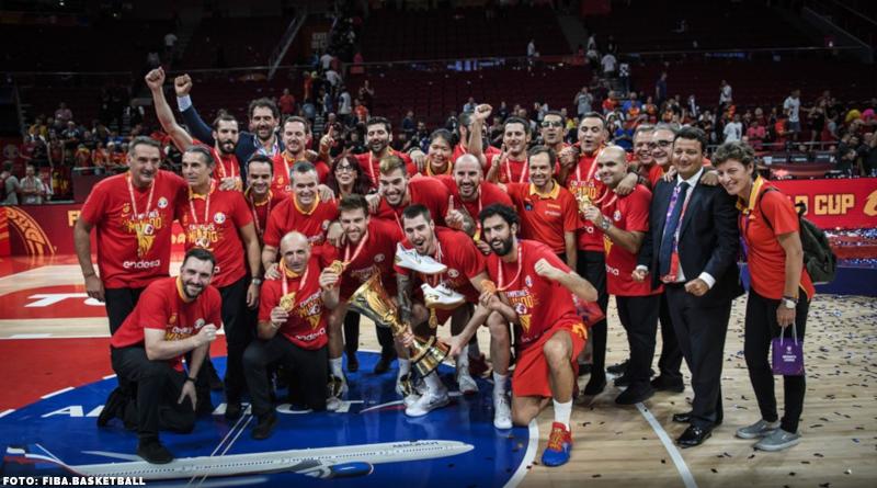 Spanien ist Weltmeister 2019