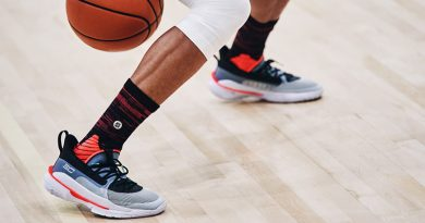 Neu: der Under Armour Curry 7