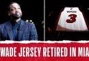Miami Heat verewigen Trikot von Dwyane Wade
