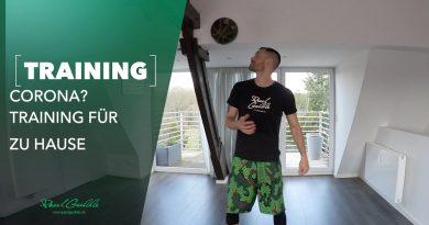 Paul Gudde: Home Workout mit dem Basketball