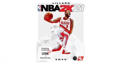 NBA 2K21: Everything is Dame
