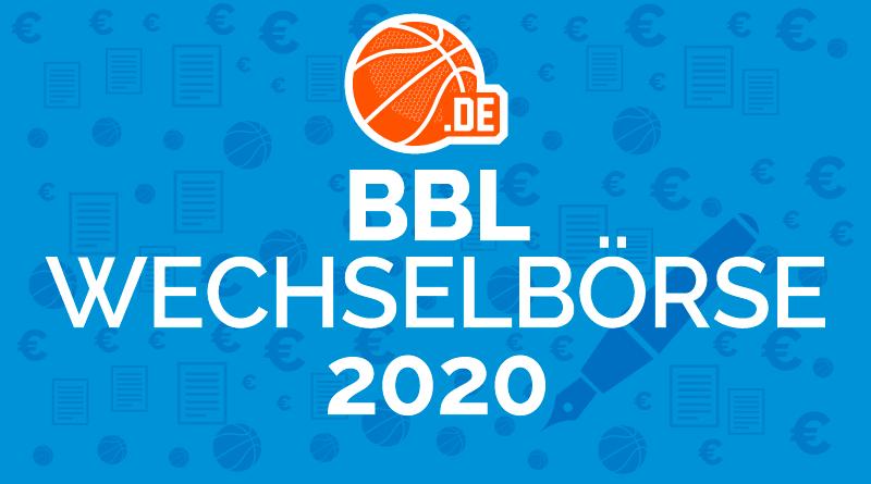 BBL-Neuzugänge: Übersicht über die Kader aller 18 Teams