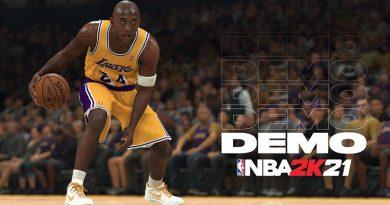NBA 2K21: Demo ab sofort verfügbar