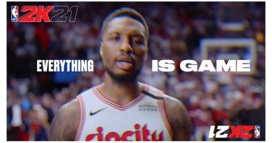 Everything is Game: NBA 2K21 jetzt erhältlich