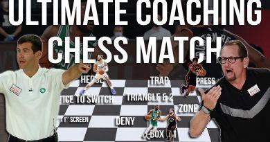 Celtics gegen Raptors: Coaching-Schachspiel