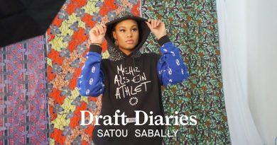 Draft Diaries mit Satou Sabally