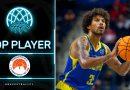 Zehn Dreier: Steven Gray stellt BasketballCL-Rekord ein