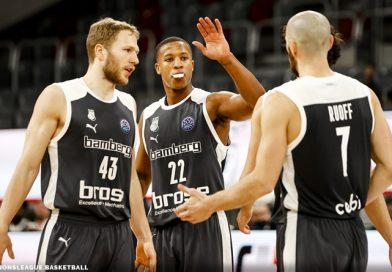 Ein Spiel, drei Entscheidungen: Bamberg in den Playoffs, Gießen steigt ab