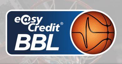 23 Clubs beantragen Lizenz für BBL-Saison 2021/22