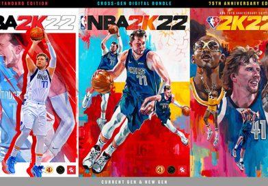 NBA 2K22: Der erste offizielle Trailer