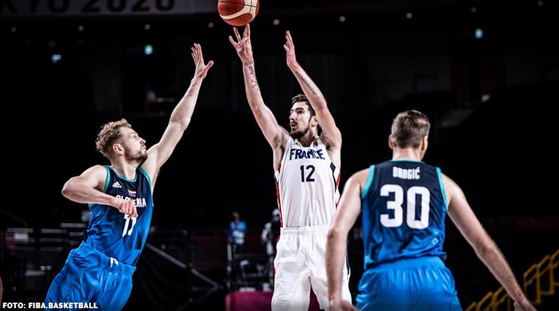 Frankreich bezwingt Slowenien und trifft im Finale auf USA